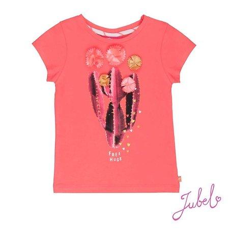 Jubel Jubel T-shirt cactus la isla koraal