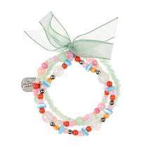Armband Trixy, roze-zalm
