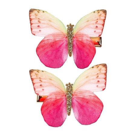 Souza Souza haar clip Stance, vlinder (2 stuks)