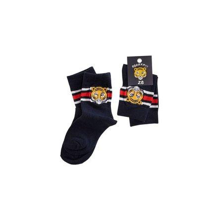 Z8 Z8 sokken Edgar midnight navy