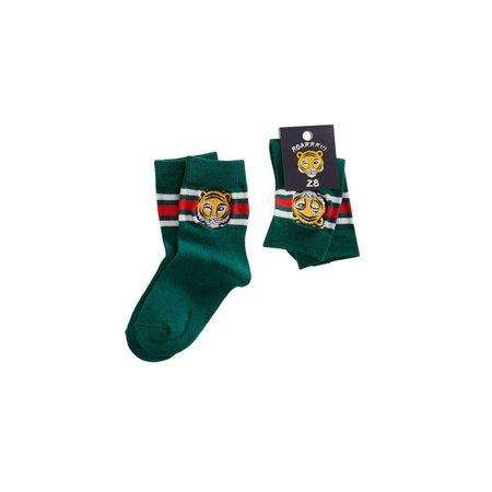 Z8 Z8 sokken Edgar bottle green