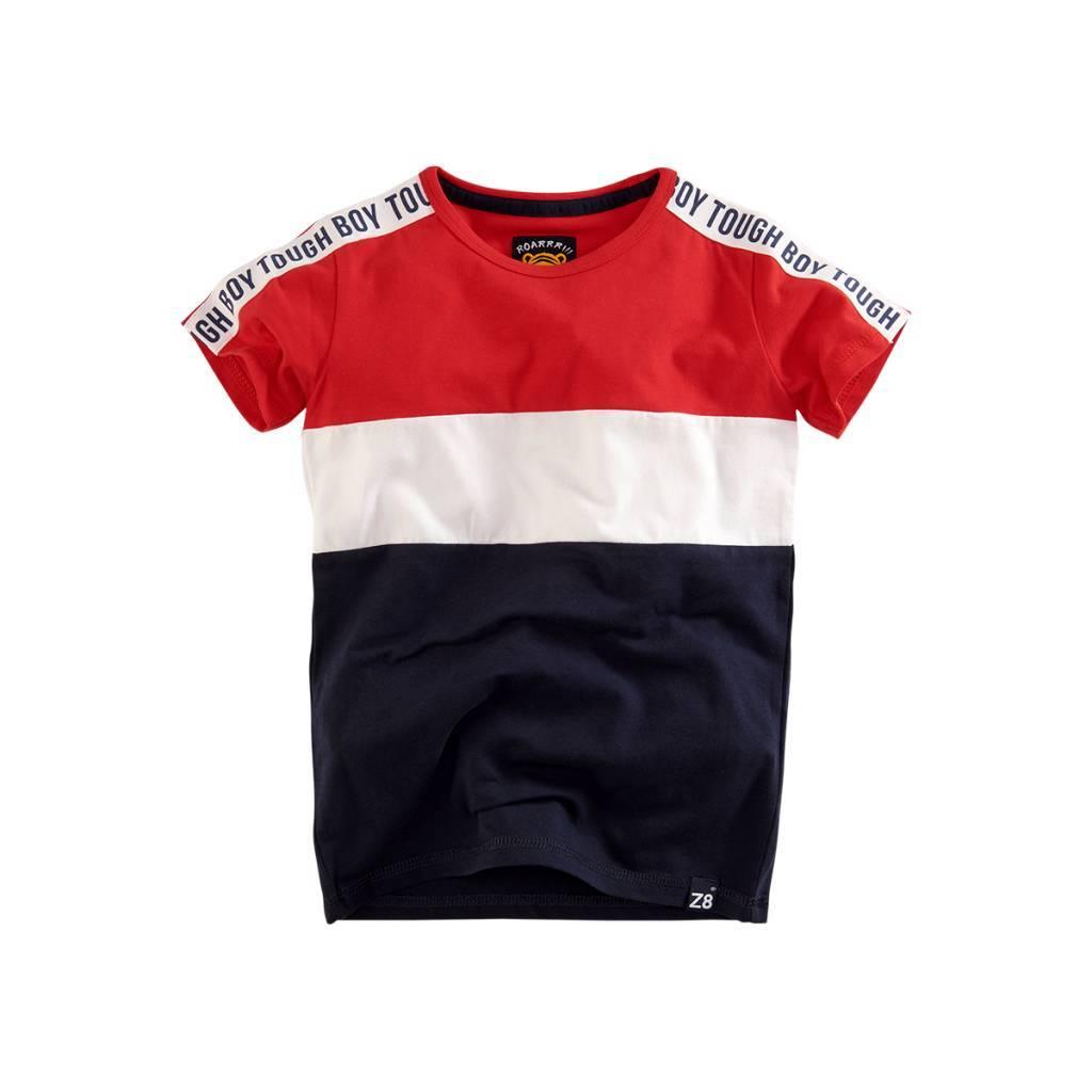 Z8 Z8 T-shirt Vince color block