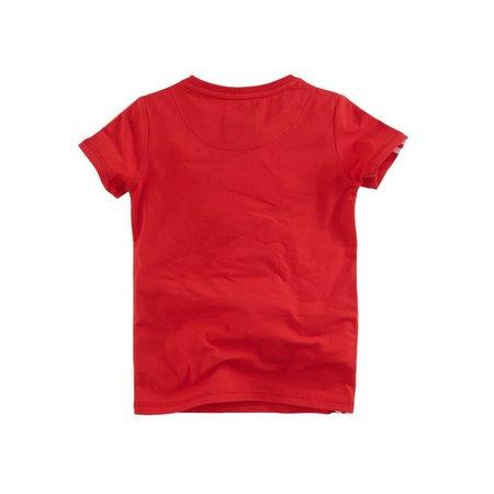Z8 Z8 T-shirt Luuk red pepper