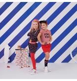 Z8 Z8 legging Britney lipstick red