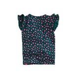 Z8 Z8 T-shirt Sanne bottle green/aop