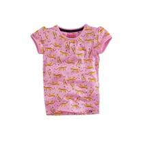 T-shirt Wendy pink/aop