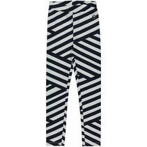 Legging Sarina navy crazy stripe