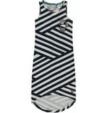 Quapi Quapi jurkje Soenda navy crazy stripe