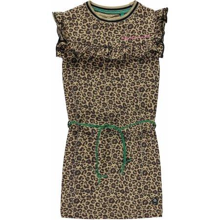 Quapi Quapi jurkje Steffie leopard