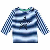 Longsleeve star blue
