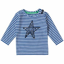 Longsleeve star blue