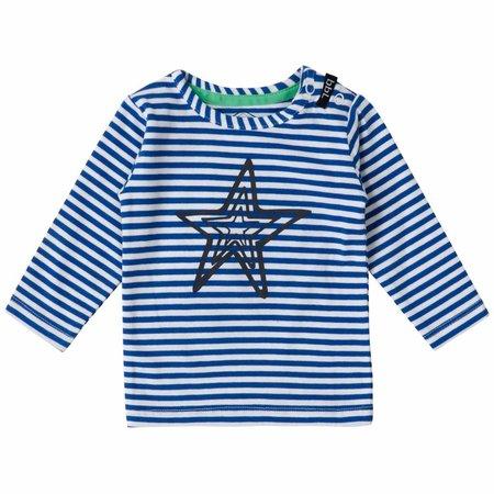 Beebielove Beebielove longsleeve star blue