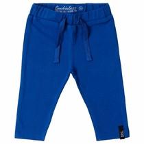 Broekje sweat blue