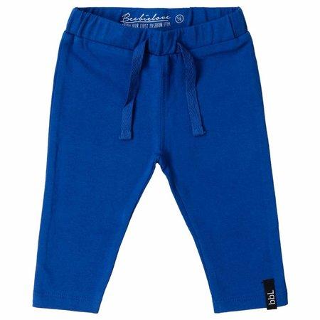 Beebielove Beebielove broekje sweat blue