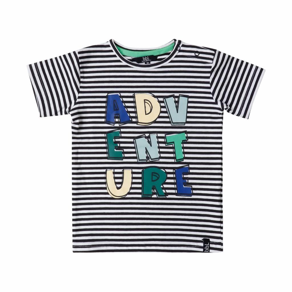 Beebielove Beebielove T-shirt adventure black