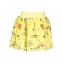 Rokje petticoat love fiesta yellow lemonade