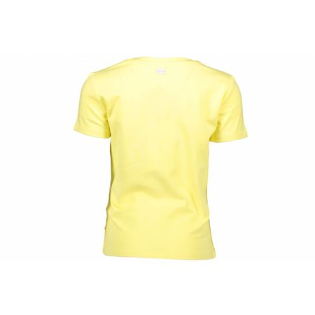 Le Chic Le Chic T-shirt happy rainbow yellow lemonade