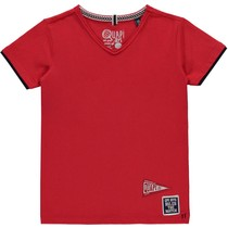 T-shirt Salvino red