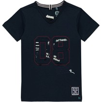 T-shirt Salvino navy