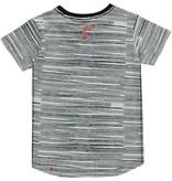 Quapi Quapi T-shirt Saim navy stripe