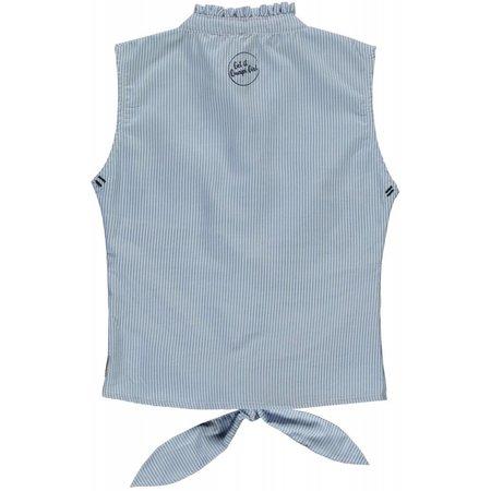 Quapi Quapi singlet Suzan blue stripe