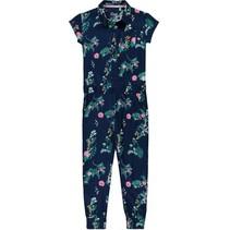 Jumpsuit Sue navy flower