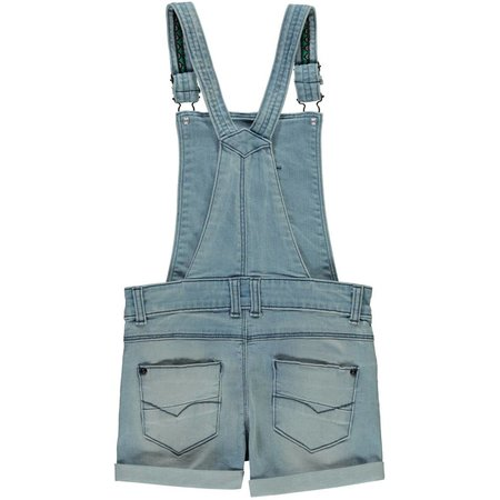 Quapi Quapi salopette Sugar light blue denim