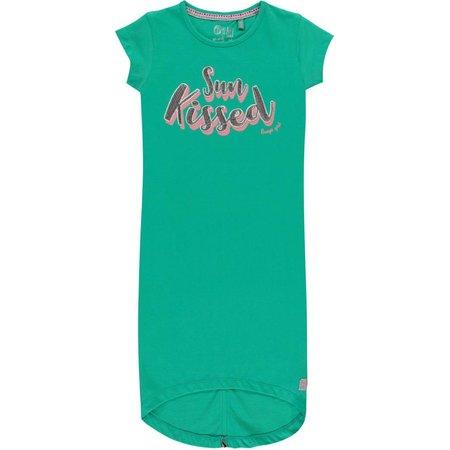 Quapi Quapi jurk Simone sporty green