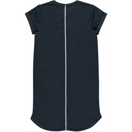 Levv Levv jurk Bade 3 dark blue melee
