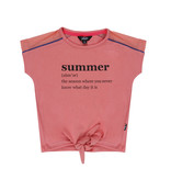 Little Miss Juliette Little Miss Juliette T-shirt summer pink