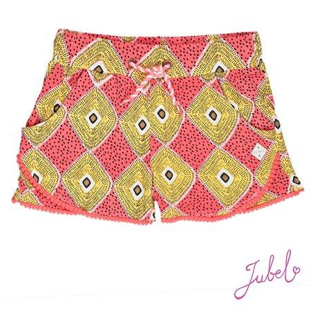 Jubel Jubel short aop la isla koraal