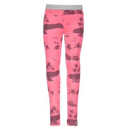 B.Nosy B.Nosy legging aloha pink ao bubblegum