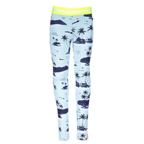 Legging aloha blue ao skydelight