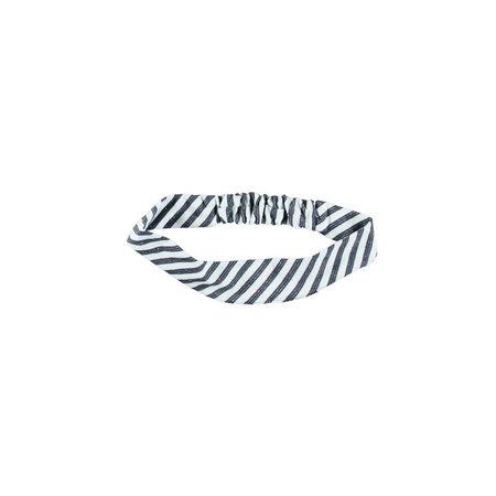 B.Nosy B.Nosy haarband y/d stripe skydelight melee matching lurex