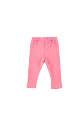 Bampidano legging plain dark pink