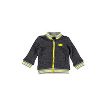 Vest boys baseball sweat blue