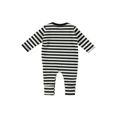 Bampidano Bampidano boxpakje y/d stripe black/white