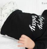 Bampidano Bampidano broekje slim allover print black