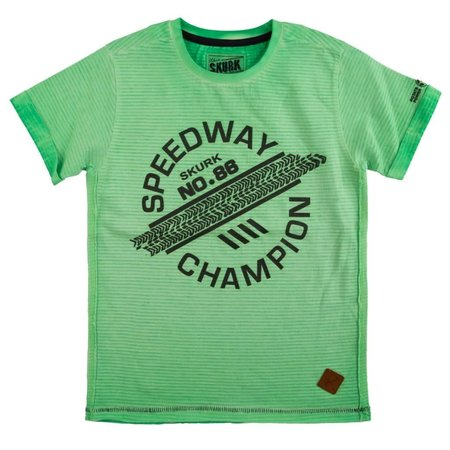 SKURK SKURK T-shirt T-way light green