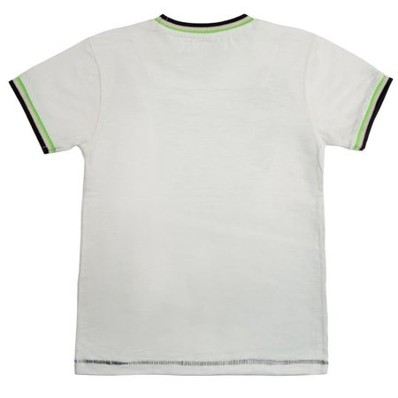 SKURK SKURK T-shirt Tunder snow white