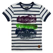 T-shirt Tike snow white
