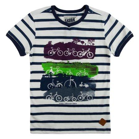 SKURK SKURK T-shirt Tike snow white