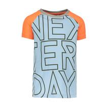 T-shirt nexterday light blue