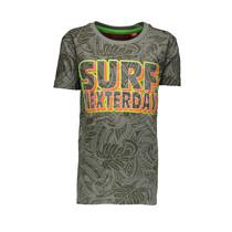 T-shirt aop surf nexterday army