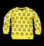 Z8 Z8 longsleeve Jesper Yellow aop