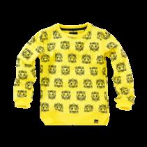Longsleeve Jesper Yellow aop