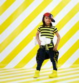 Z8 Z8 T-shirt Janko yellow/ midnight navy