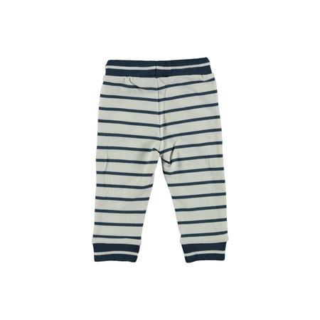 Bampidano Bampidano broek y/d stripe navy