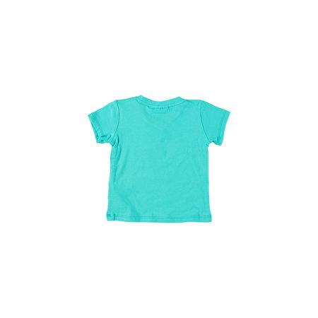 Bampidano Bampidano T-shirt plain v-neck green