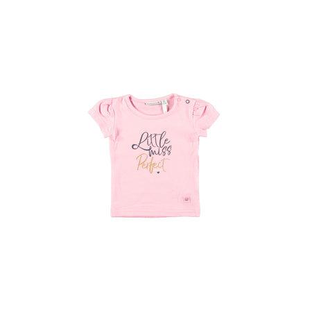 Bampidano Bampidano T-shirt plain pink